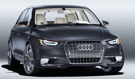 Picture of 2010 Audi A1, exterior, gallery_worthy