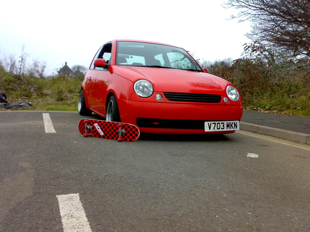 Picture of 2000 Volkswagen Lupo
