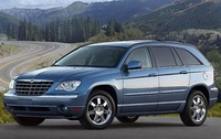 2008 Chrysler Pacifica Touring AWD picture