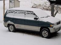 1995 Mazda MPV Overview