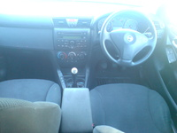 Picture of 2002 FIAT Stilo, interior