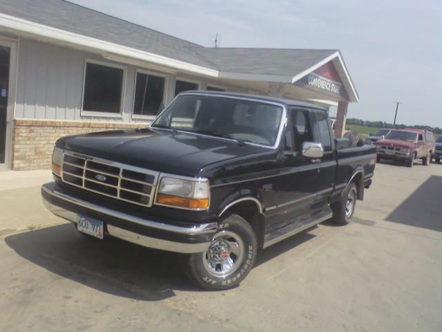 Picture of 1993 Ford E-150