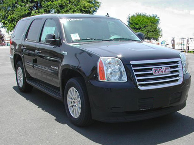 Picture of 2008 GMC Yukon Hybrid 4WD