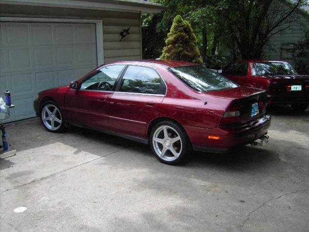 1995 Honda Accord Ex
