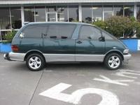 1993 Toyota Previa Overview