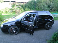 Picture of 1999 Volkswagen Golf 2 Dr New GL Hatchback, exterior, gallery_worthy
