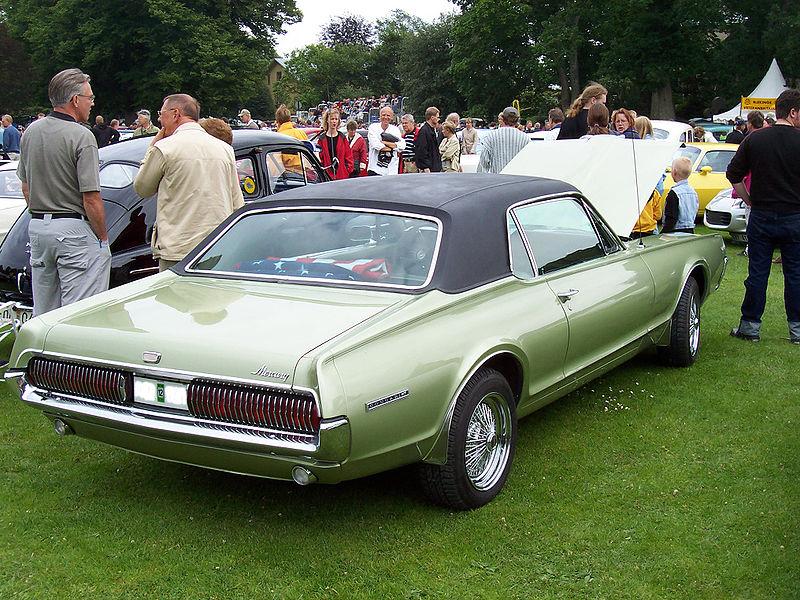 Picture of 1967 Mercury Cougar, exterior