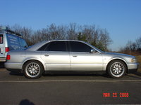 Picture of 2001 Audi S8, exterior