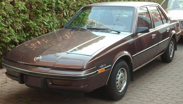 Picture of 1987 Buick Skyhawk, exterior, gallery_worthy