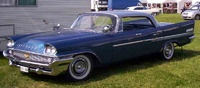 1958 Chrysler New Yorker Overview