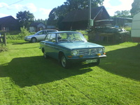 1969 Volvo 142 Overview