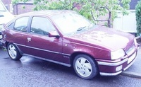 1992 Vauxhall Astra Overview