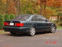 1995 Audi S6 Overview