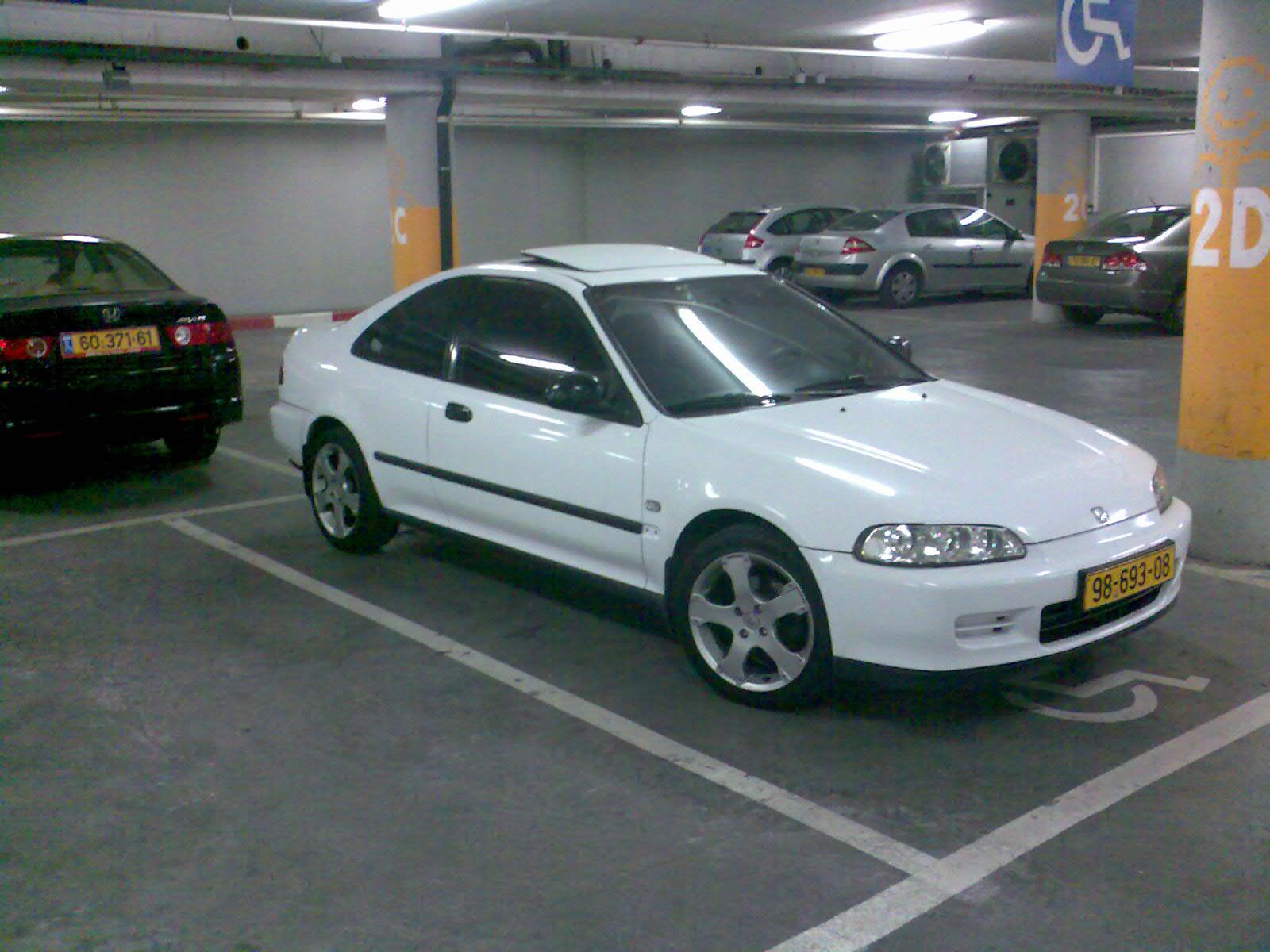 1995 Honda Civic Coupe Pictures Cargurus