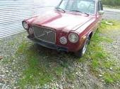 1975 Volvo 164 Overview