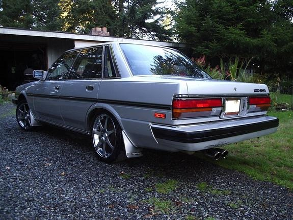 Picture of 1982 Toyota Cressida