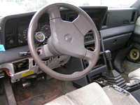 1988 Dodge Daytona picture, interior