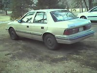 Picture of 1992 Plymouth Sundance 4 Dr America Hatchback, exterior, gallery_worthy