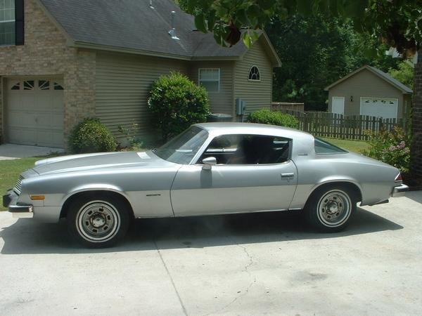 1976 Chevrolet Camaro picture