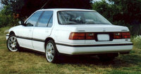 Picture of 1988 Honda Accord LX Coupe, exterior