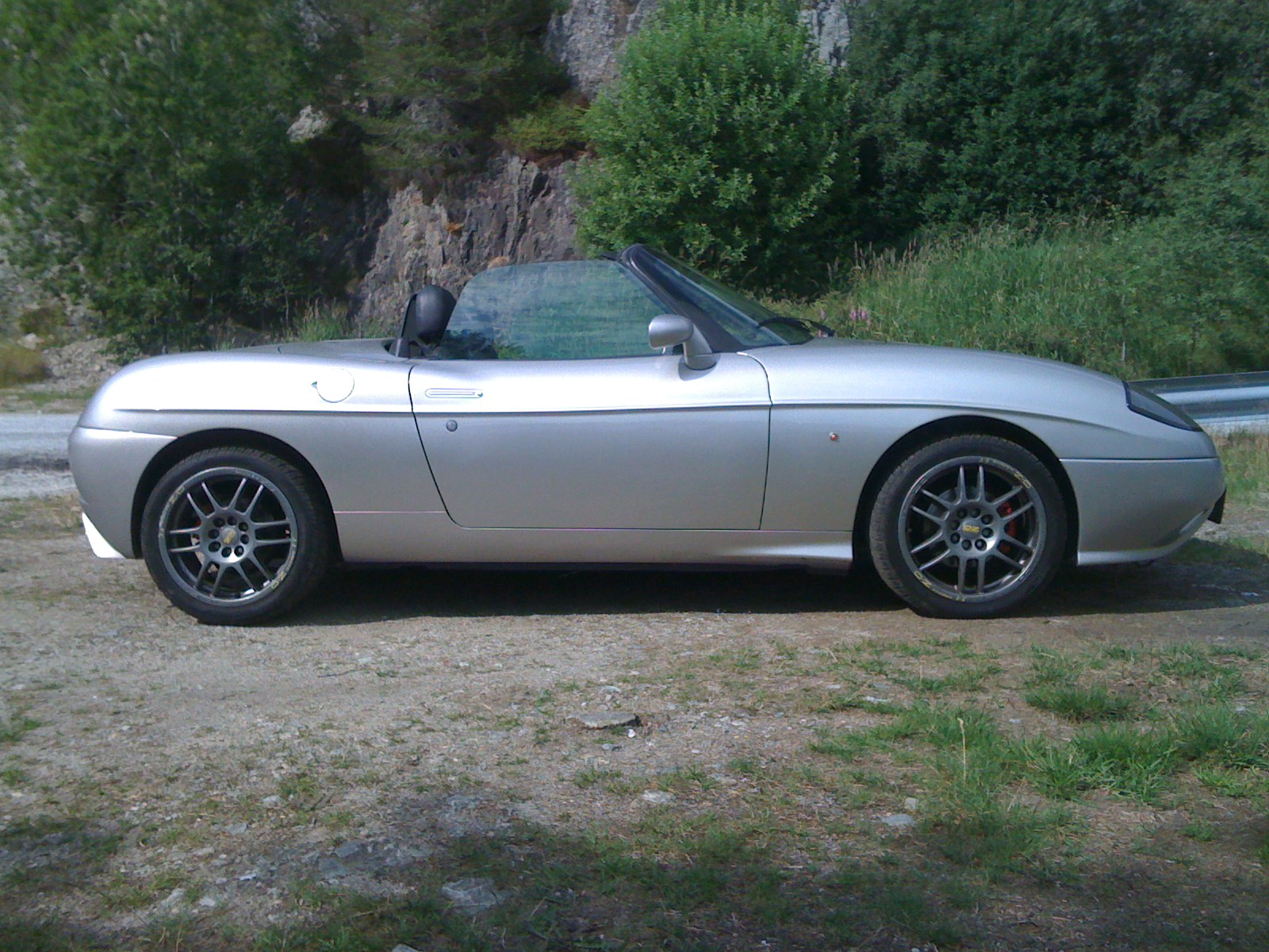 1996 fiat barchetta exterior pictures cargurus. Black Bedroom Furniture Sets. Home Design Ideas