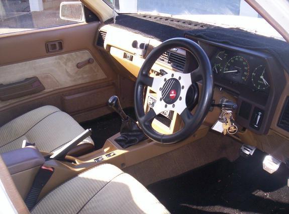 Toyota Corona Pic X