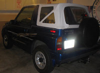 Picture of 1994 Suzuki Sidekick 2 Dr JX 4WD Convertible, exterior, gallery_worthy