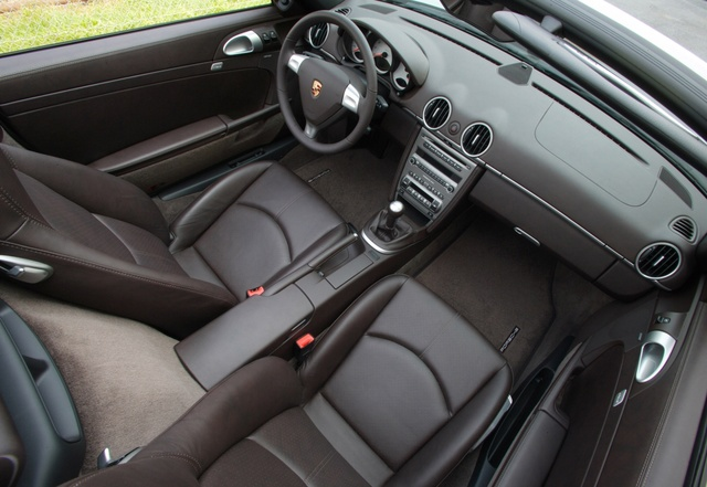 2007 Porsche Boxster Interior Pictures Cargurus