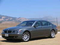 2006 BMW 7 Series Picture Gallery