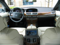 Picture of 2006 BMW 7 Series 750Li RWD, interior, gallery_worthy