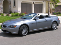 2005 BMW 6 Series, 2005 BMW 645 picture, exterior