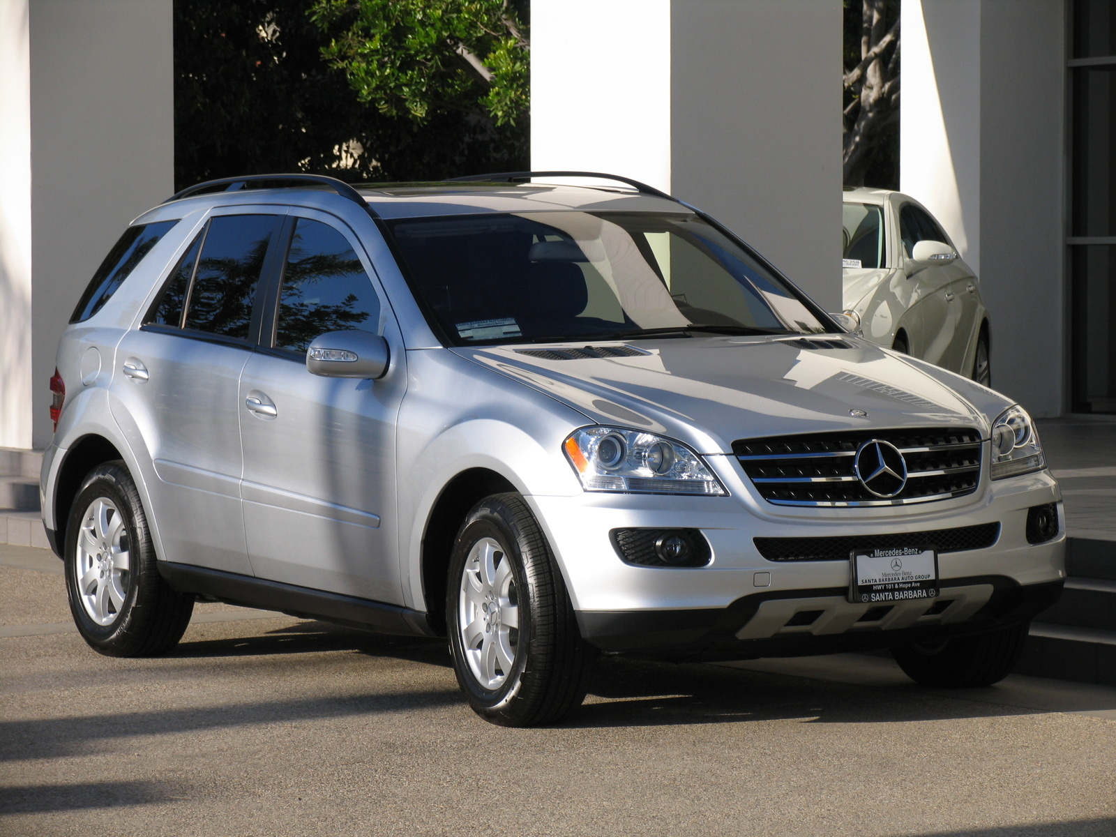 2007 mercedes benz ml350 mpg for 2007 mercedes benz m class ml350