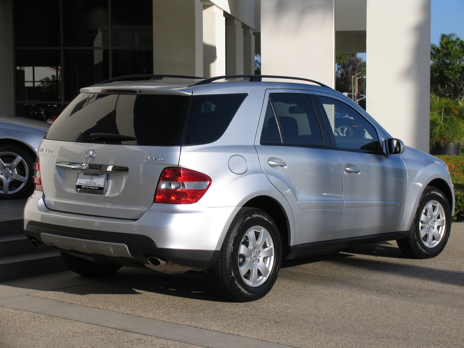 2007 mercedes benz ml350 reviews