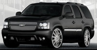 Picture of 2009 Chevrolet Tahoe LTZ 4WD, exterior, gallery_worthy