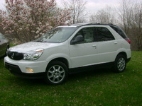 2006 Buick Rendezvous Overview