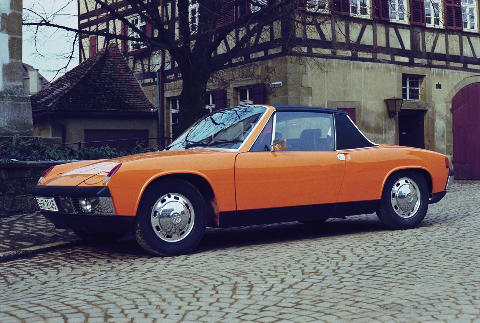 1971 Porsche 914 Pictures Cargurus