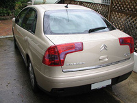 2006 Citroen C5 Overview