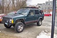 Picture of 1993 Jeep Cherokee 4 Dr Sport 4WD SUV, exterior