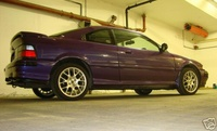 1998 Rover 218 Overview