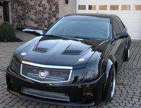 Picture of 2007 Cadillac CTS-V RWD, exterior, gallery_worthy