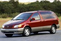 Picture of 2002 Toyota Sienna LE, exterior, gallery_worthy