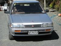 1988 Mitsubishi Sigma Overview
