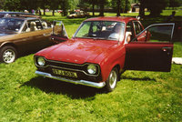 Picture of 1972 Ford Escort, exterior, gallery_worthy
