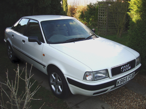 Picture of 1992 Audi 80, exterior, gallery_worthy