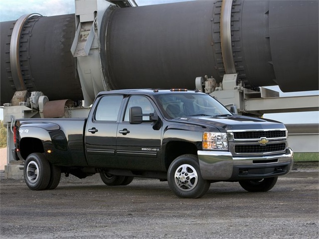 Picture of 2009 Chevrolet Silverado 3500HD