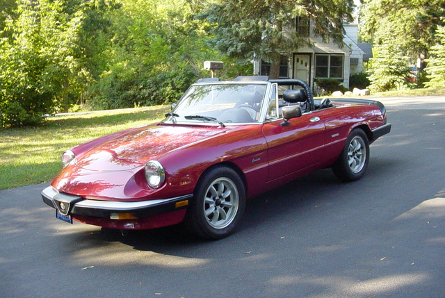 Picture of 1982 Alfa Romeo Spider