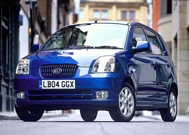 Picture of 2004 Kia Picanto