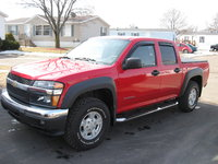 2005 Chevrolet Colorado Overview