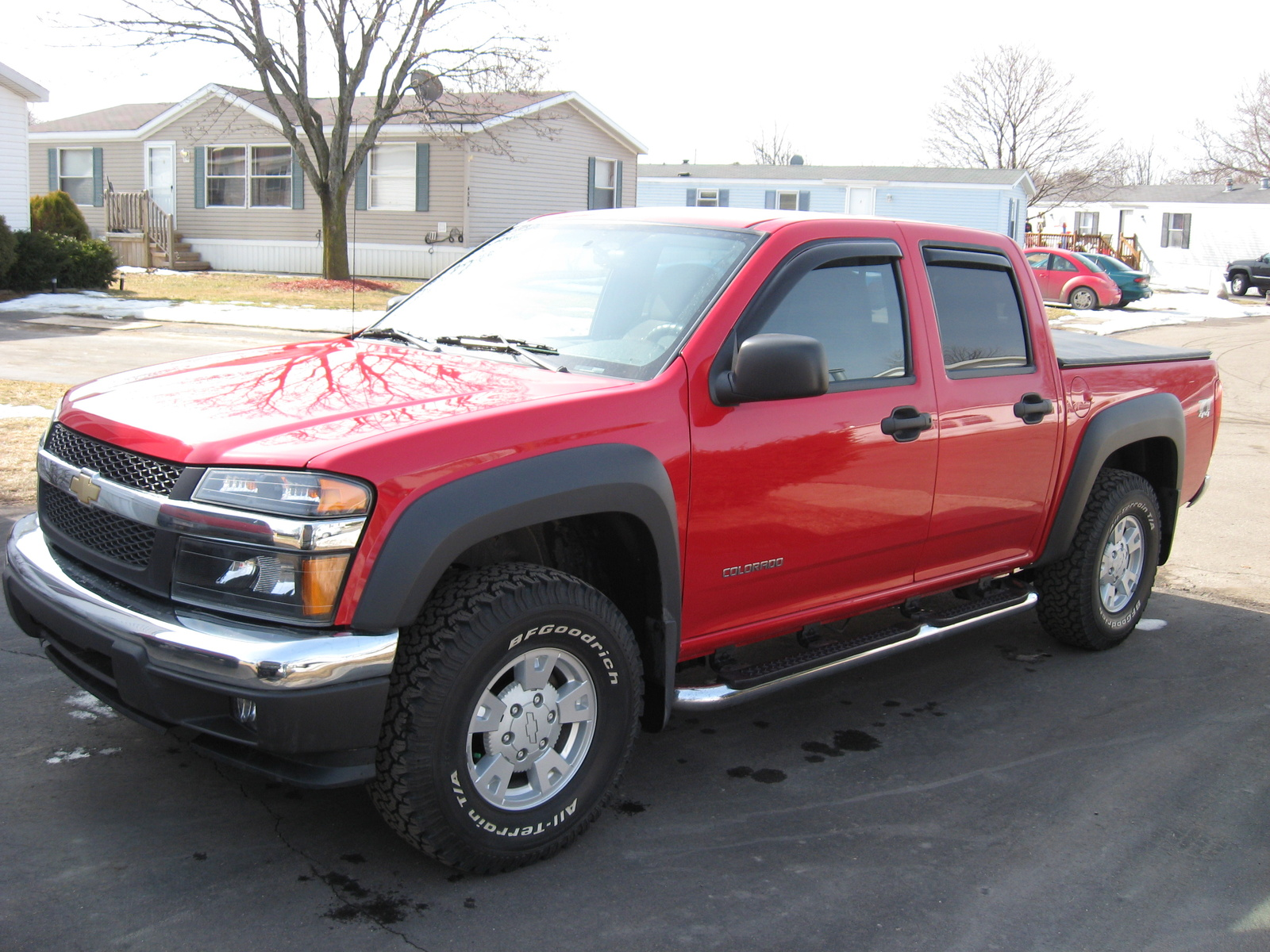 2005 Chevrolet Colorado picture
