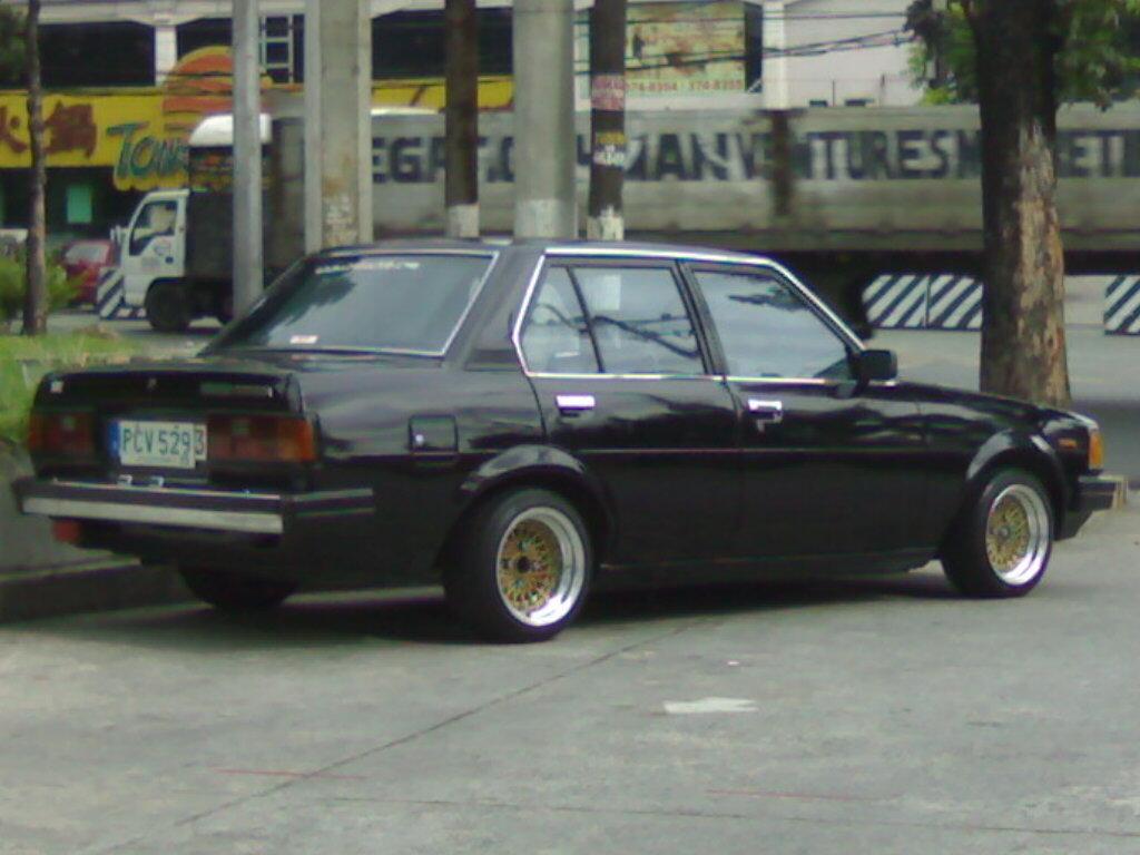 1983 Toyota Corolla DX picture, exterior